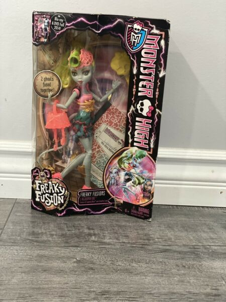 Monster High Doll Freaky Fusion $30.00