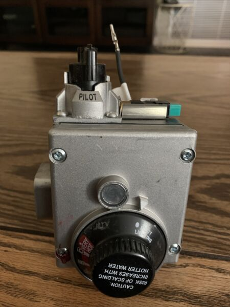 Rheem water heater gas controller thermostat NG SP14270G. Factory refurbished $60.00