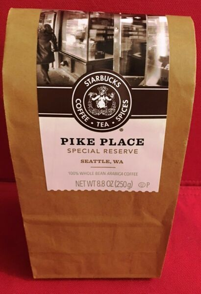 Starbucks Coffee Pike Place Special Reserve 8.8oz