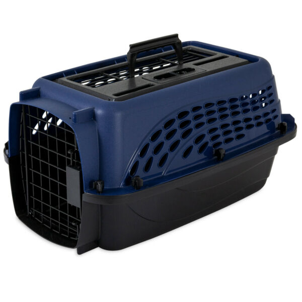 Hot deals: Top Loading Dog and Cat Kennel Carrier 19quot; Freeshipping $29.99