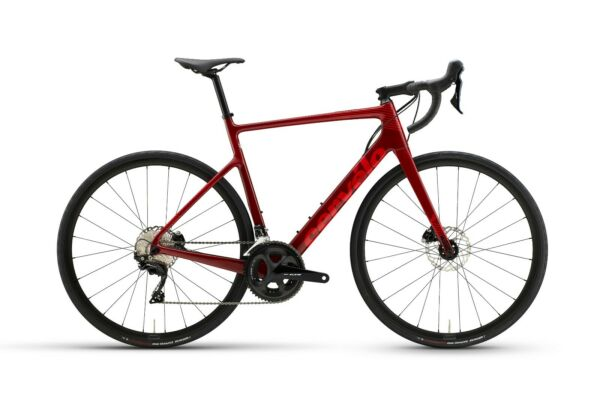 2021 Cervelo Caledonia 105 R7000 Carbon Bike 48cm Road Disc Maroon Red NEW $2899.99
