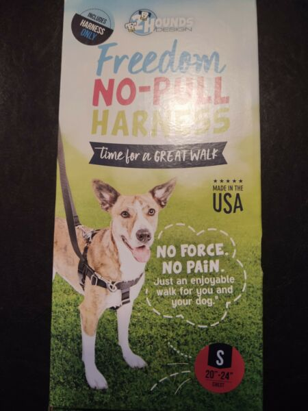 2 Hounds Design Freedom No Pull Dog Harness Adjustable Gentle Comfortable Contro $24.99