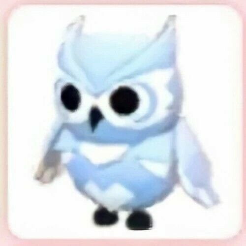 Adopt Me ❄️Snow Owl ❄️ FAST DELIVERY $1.75