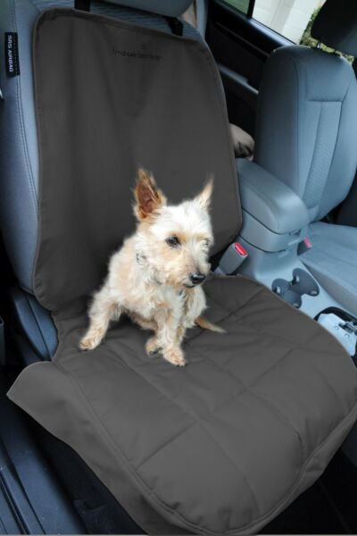 Petego Front Bucket Seat Car Auto Pet Dog Protector Cover Black $19.99