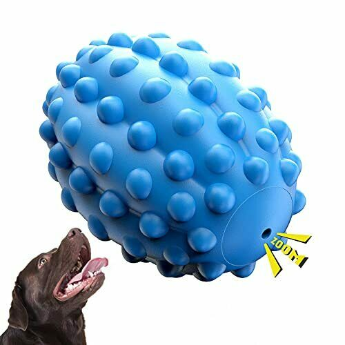 Pefent Dog Squeak Toys for Aggressive Chewers Indestructible Dog Toys for Lar... $18.31