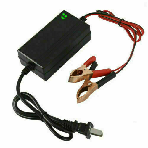 12V Auto Car Battery Charger Maintainer RV Trickle Truck ATV Boat Motorcycle US $8.49
