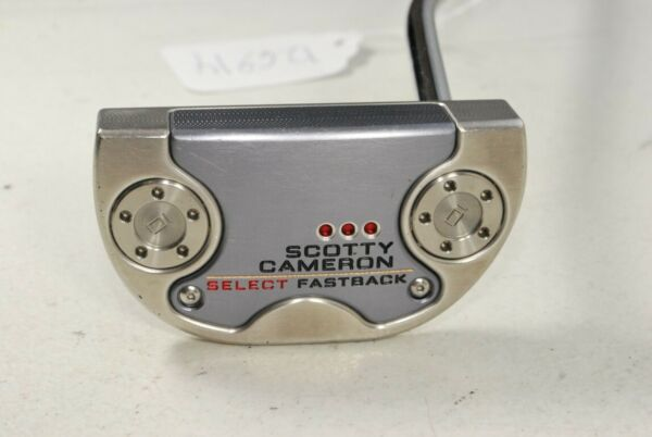 Titleist 2018 Scotty Cameron Select Fastback 35quot; Putter Right Steel # 126914