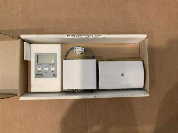 New Old Stock Tekmar 256 Boiler Control Outdoor Temp. Reset One Stage $165.00