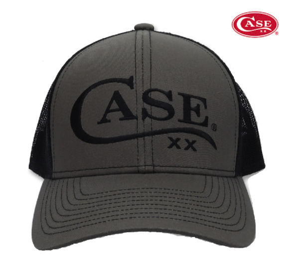 Case XX Hat Ball cap OD Green and Black Summer design with CASE knives Logo