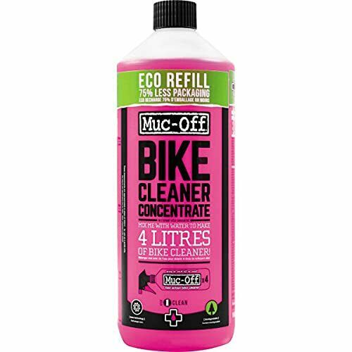 Muc Off Bike Cleaner Concentrate 1 Liter Fast Action Biodegradable Nano Gel... $38.77