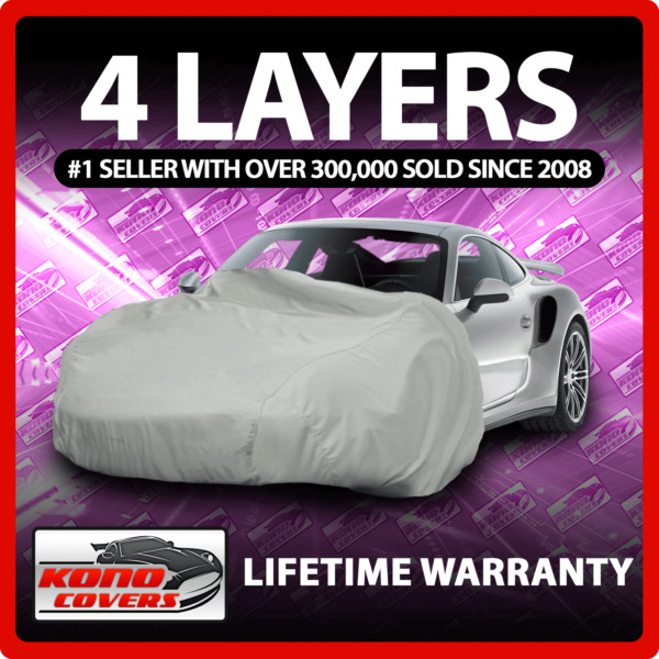 Fits Lexus LX570 4 Layer Car Cover Fitted In Out door Water Proof Rain Snow Sun
