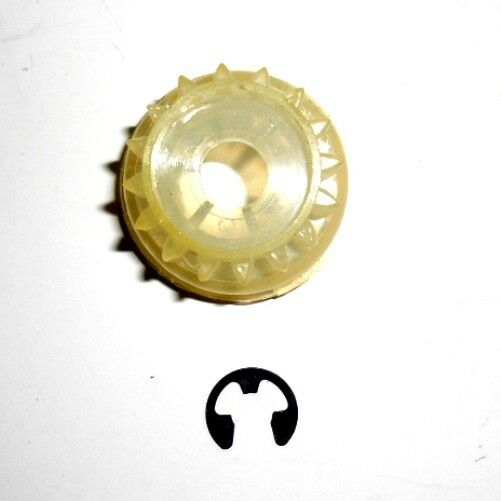 13037 Rotary Snow Master Starter Gear & Clip Compatible Wtih Toro 28-9110