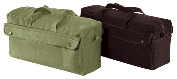 Jumbo Mechanics Tool Bag Heavyweight Canvas - Painter Construction Tool Bags