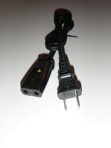 Sears Kenmore Coffee Percolator Power Cord Model 238.49073 302.6728 (2pin) 29