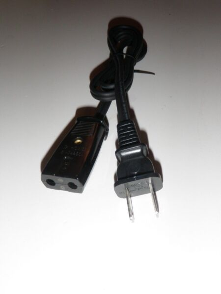 Sears Kenmore Coffee Percolator Power Cord Model 620.67360 874.67280 (2pin) 29