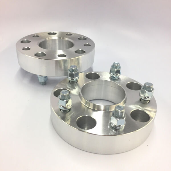 2pcs HUBCENTRIC WHEEL SPACERS ADAPTERS 5X135 12X1.75 87MM CB 1quot; INCH THICK $999.00