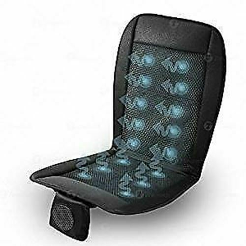 Zone Tech Car Vehicle Pad Seat Cooler Cushion Cover Summer Cooling Chair Fan $32.99