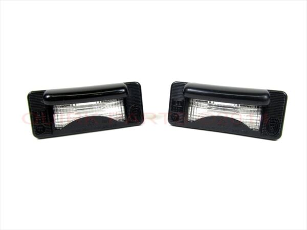 02 06 Dodge Sprinter 2500 3500 License Plate Light Lamp Set Of 2 OEM NEW MOPAR