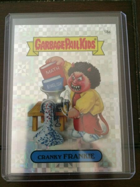 GARBAGE PAIL KIDS -- CHROME SERIES 1 X-FRACTOR REFRACTOR -- YOU PICK ONE