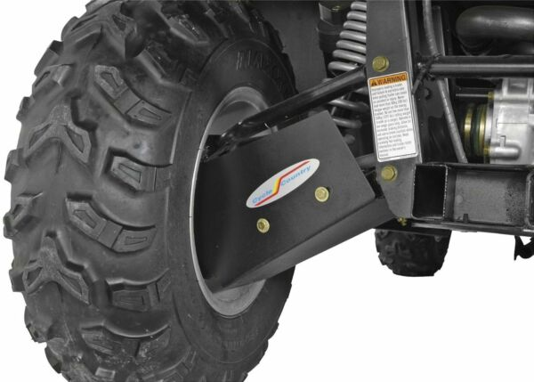 Cycle Country Rear CV Boot Covers Pair Black Yamaha ATV Grizzly 56 6422 $19.99