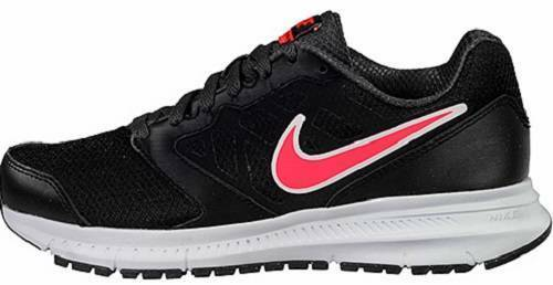 Women's NIKE DOWNSHIFTER 6 Black/Pink Athletic Running Casual Sneakers/Shoes NEW