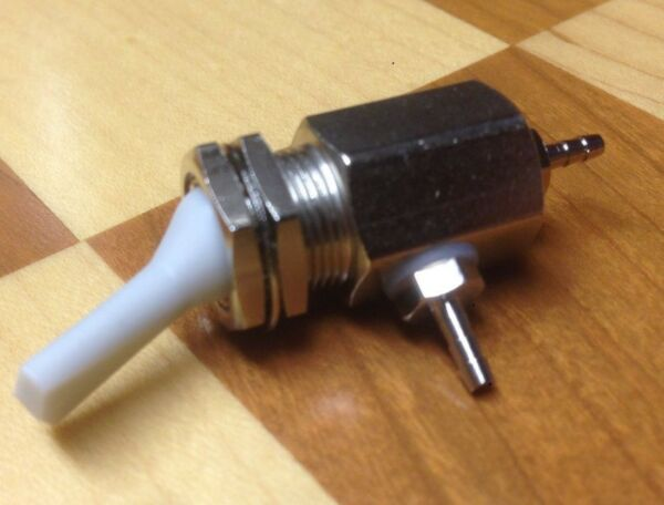 Dental Toggle Valve Switch On Off 2 Way $18.99