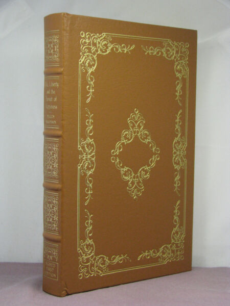 1st,signed,Life Liberty & the Pursuit of Happiness by Peggy Noonan, Easton Press