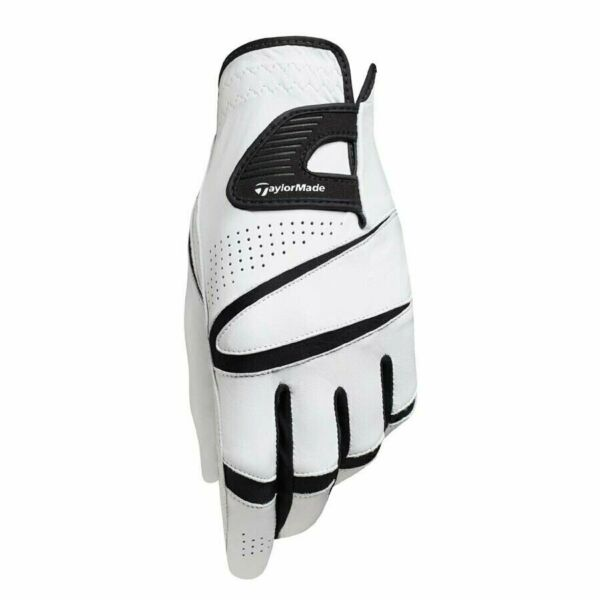 New TaylorMade 2015 Stratus Sport Leather White Golf Glove Pick Size