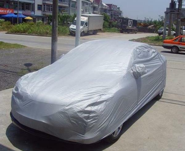 M Foldable Snow Protection Waterproof Car Cover Innovative Taffeta Auto Cover