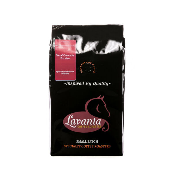 Lavanta Coffee Decaf Colombia Excelso Arabica Green or Roasted Coffee