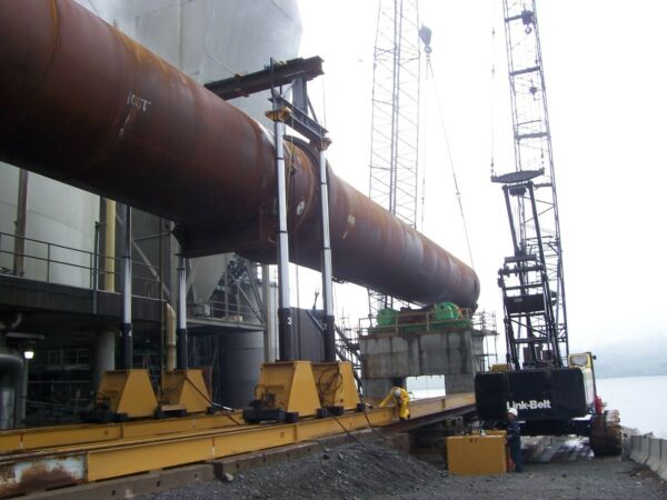 400 Ton Hydraulic Gantry System - Lift Systems 44A -- Year 2010