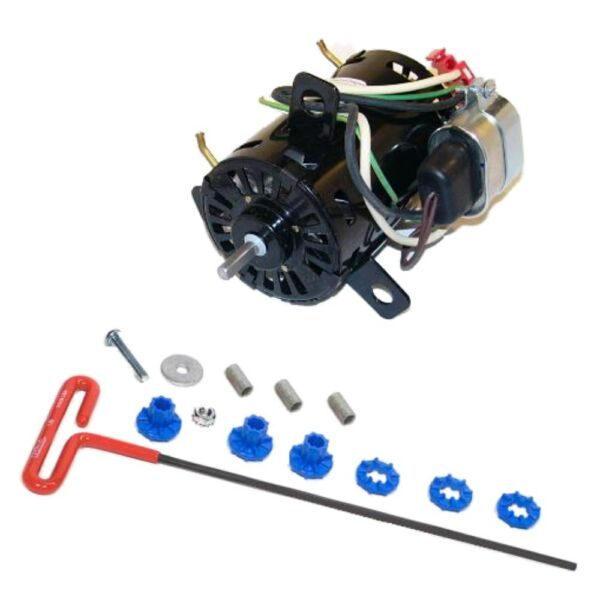 Weil Mclain 382 200 345 Blower Motor Replacement Kit GV Series 1234 Boilers $218.24