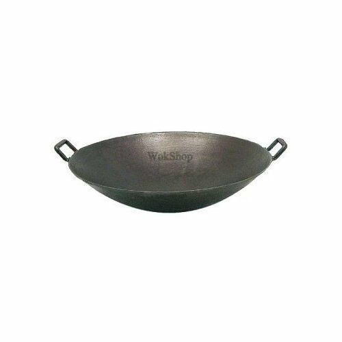13 inch Traditional Cast Iron Wok