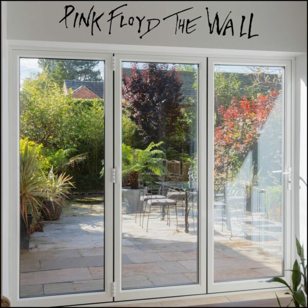 Large Pink Floyd The Wall Horizontal Sticker Above Window Mural Decal Transfer GBP 13.94