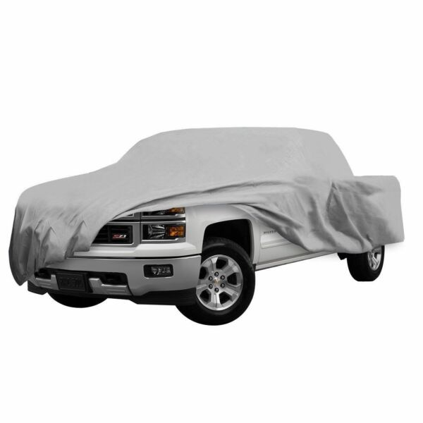 Pick Up truck Car Cover Outdoor Snow UV Rain Dust Scratch Proof up to 17'5