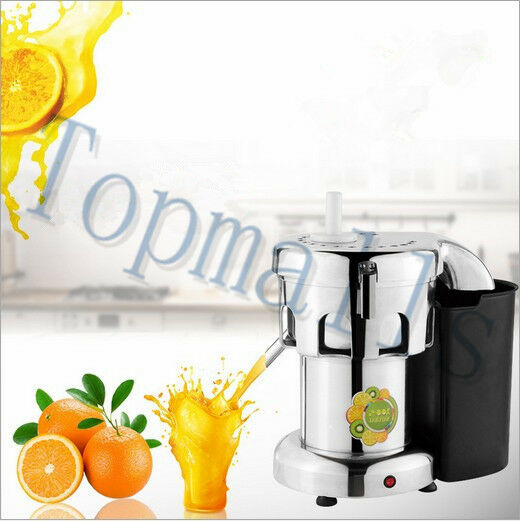 Professional Commercial Juice Extractor Vegetable Juicer stainless steel B2