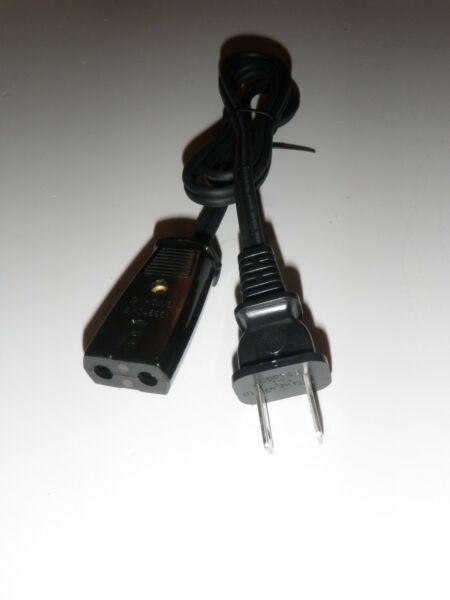Power Cord for Sears Coffee Percolator Models 302.673500 620.67260 (2pin) 29