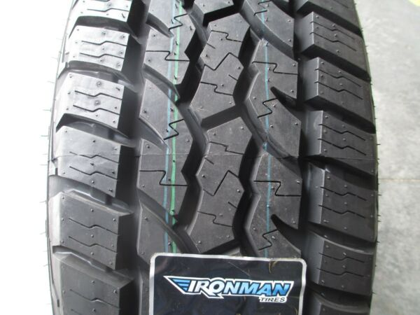 4 New 265/70R17 Ironman All Country AT Tires 265 70 17 R17 2657017  A/T 70R
