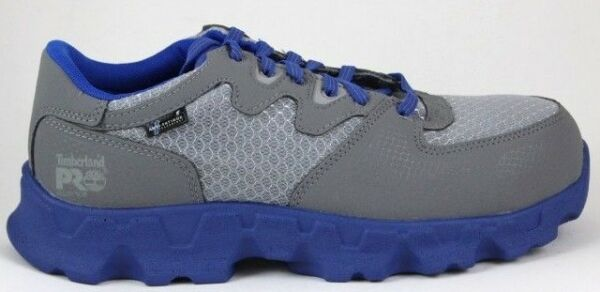 Men#x27;s Timberland Pro Series Powertrain 92652 Alloy Safety Toe Work Safety Boots $62.99