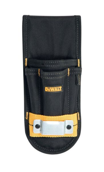 DeWalt Utility Pouch Belt Loop Clip On Tools Holder Carpenter Construction Keys