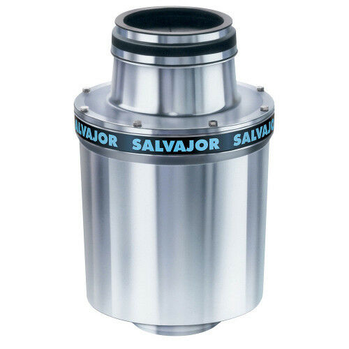 Salvajor 500 Commercial Garbage Disposer with 5 HP Motor