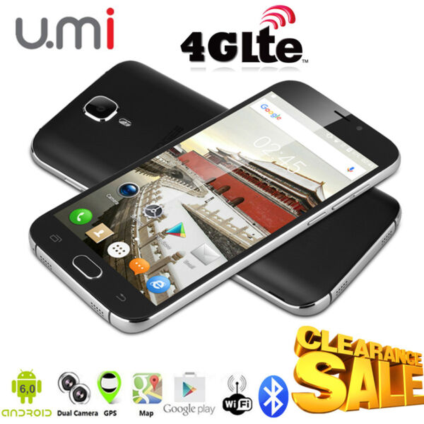 4G 5.5''DOOGEE X9 Pro Android 6.0 Smartphone Quad Core Cellulare 2xSIM TOUCH ID