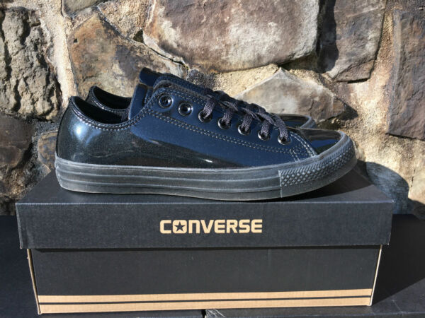 NEW Converse Chuck Taylor All Star Low Men's Shoes Black 153232C Unisex Tuxedo