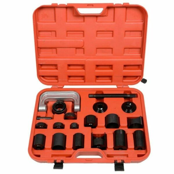 21pc Auto Ball Joint Press U Repair Removal Tool Installing Master Adapter 2
