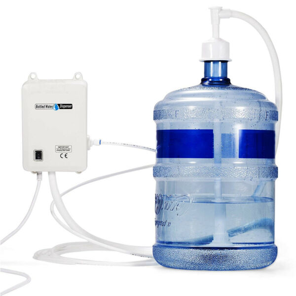 US 120V AC Bottled Water Dispensing Pump System Replaces Bunn Flojet fIce Maker