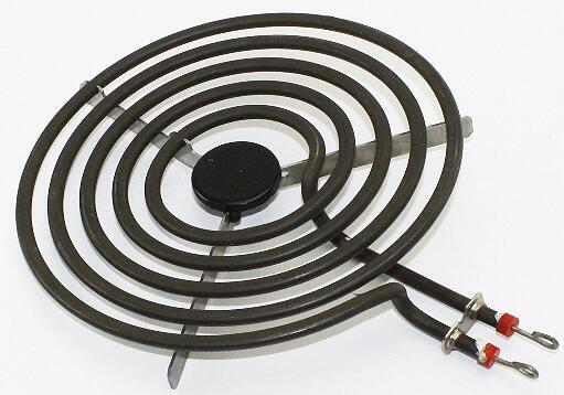 Electric Range Stove Burner Surface Element Replacement 8quot; 4 turn 5 turn