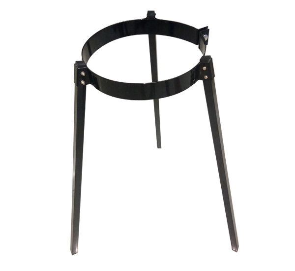 One Tripod Pail Stand for Peckomatic (Peckomatick) Bird Feeder & Poultry Drinker
