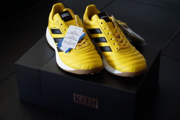 KITH X Adidas Soccer Copa 17 Turf Trainer - Cobras Size 8