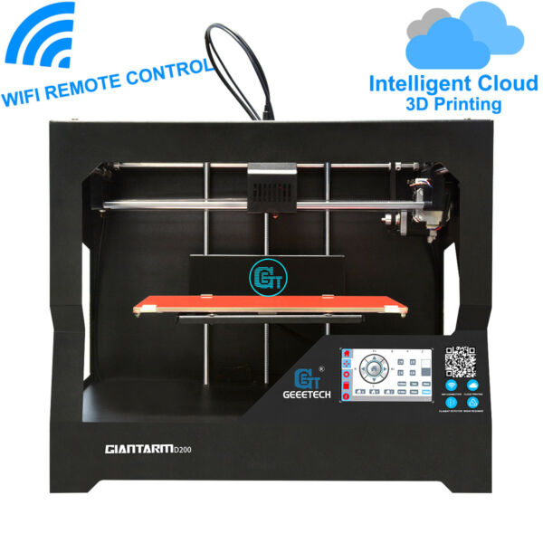 Giantarm D200 Cloud 3D printer Power off resume official desktop High accuracy