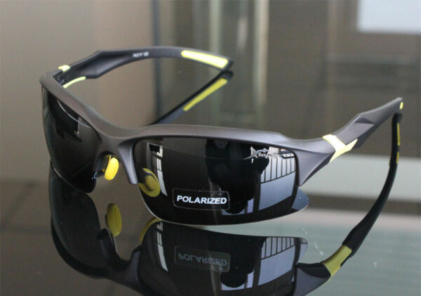Professional Polarized Cycling Glasses Casual Sports Outdoor Sunglasses 4 Color
